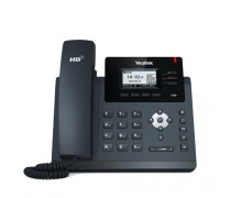 Yealink SIP-T40P Affordable IP Phone with Three Lines & HD voice
