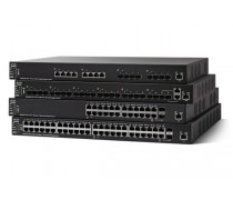 Cisco SG550XG-24T-K9-EU 24-Port 10GBase-T Stackable Managed Switch